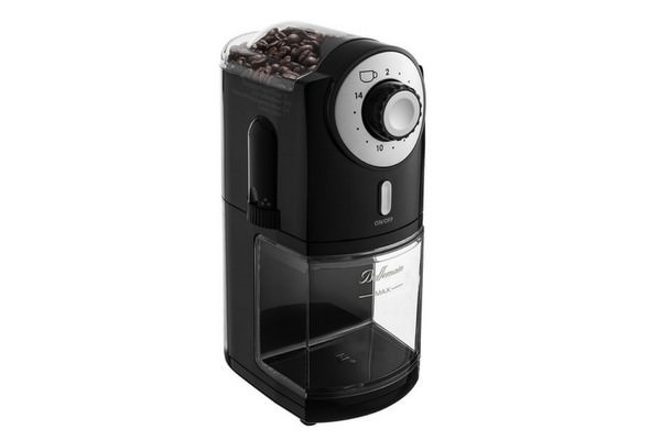 Bellemain Burr Coffee Grinder with 17 Settings