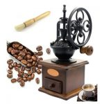 Best Foruchoice, Gourmia, Fecihor, Peugeot Antique, Vintage Manual Coffee Mill Grinder Reviews